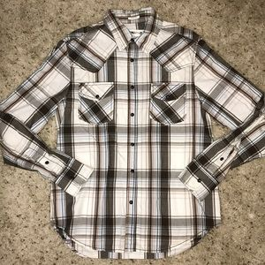 BKE men's button down shirt